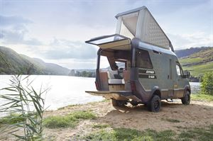 Hymer's Vision Venture concept