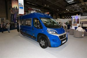 The IH 630 RD/S4 campervan