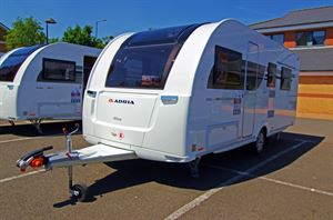 The 2019 Adria Altea 552 UP Trent
