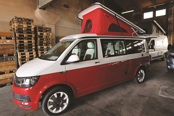Top 7 motorhome and campervans at 2018 NEC show - Advice & Tips