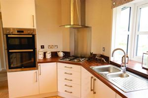 Stately Albion Woburn kitchen
