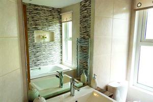 Stately Albion Woburn bathroom