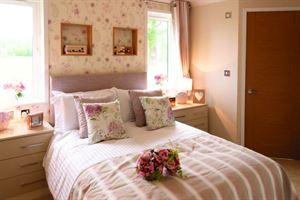 Stately Albion Woburn bedroom