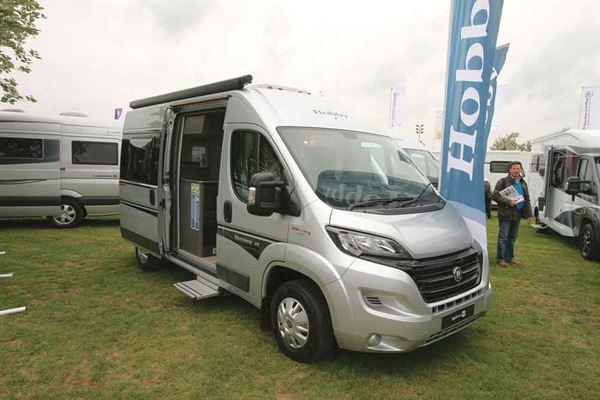 6533b746f7 Motorhome review  Hobby Vantana K55 F campervan - Reviews ...