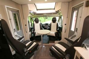 Chausson 711 Welcome Travel Line motorhome