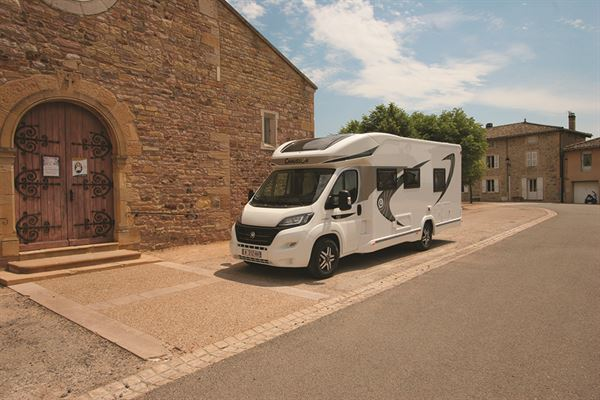 Chausson 757 Flash Special Edition motorhome