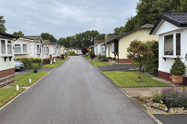 Tingdene Mount Pleasant Residential Park