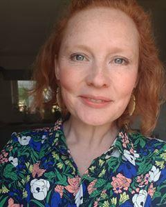 Caravan editor Clare Kelly