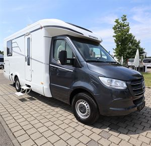 The Hymer T-S 695