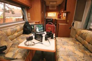 Make sure your valuables are covered when they're in your motorhome