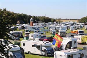 The dates for the outdoor-only Warners Shows motorhome, campervan and caravan shows have been announced for 2021.