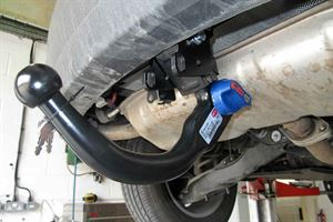 Witter Towbar - fitted