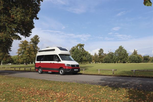 A guide to campervan insurance