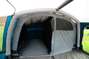 View inside the Inside the Outwell Airville 6SA tent