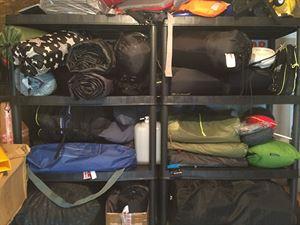 Storage for winter