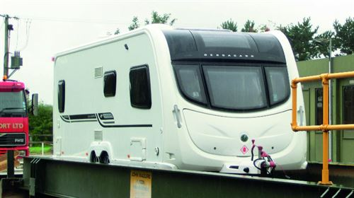 Caravan Weight: Loading to be legal - Practical Advice - New