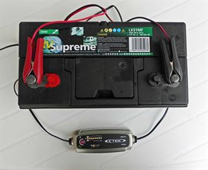 Leisure battery care
