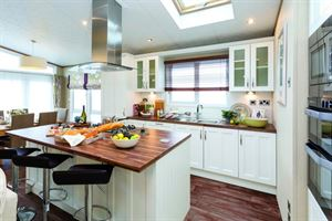 Lavish kitchens