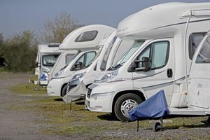 Even if it's in storage, your motorhome insurance needs to be up to date