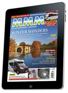 Read MMM and our other outdoor leisure magazines on your iPad