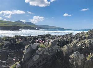 St Finian's Bay, in Ireland