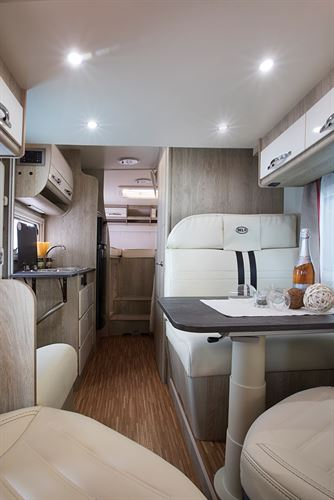 First all-electric motorhome launched in Europe - Motorhome