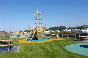 Islawrffordd play area