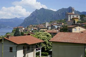 Siviano, in north Italy, is a charming town - picture courtesy of Carol Kubicki