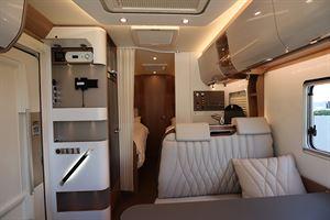 Ixeo T 720 interior