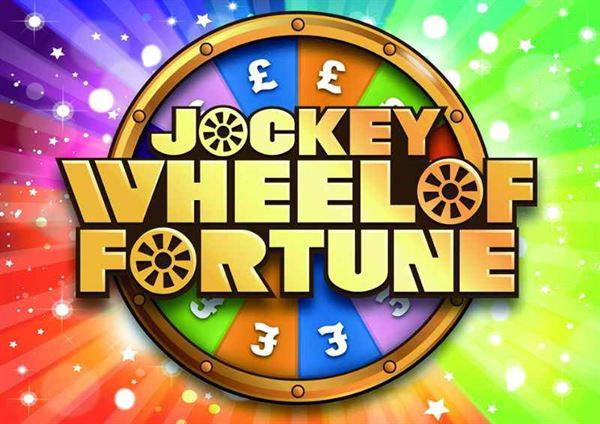 Jockey Wheel of Fortune
