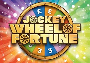 Jockey Wheel of Fortune