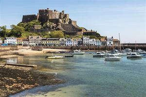 The island of Jersey makes a great destination for a motorhome holiday - picture courtesy of Robin Weaver