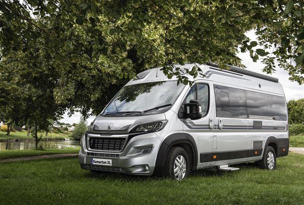 The Auto-Sleeper Kemerton XL campervan