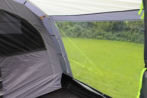 The Kampa Dometic Hayling 4 tent