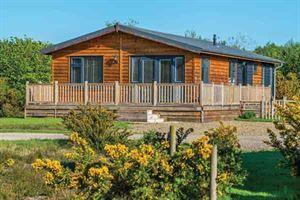 Brecks Lodge at Kelling Heath