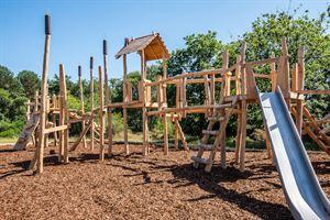 Squirrel's Drey play area (Photo courtesy of Kelling Heath Holiday Park)