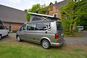 The new Westfalia Kepler Six will now be sold in the UK
