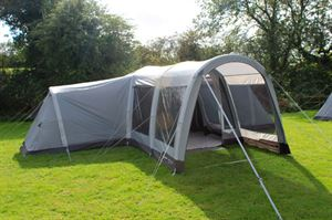 Camping editor Iain can't wait to get his tent unpacked and starting to visit campsites again