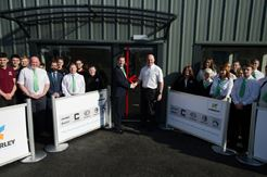 Kimberley opens a new motorhome and caravan workshop at its Darlington branch