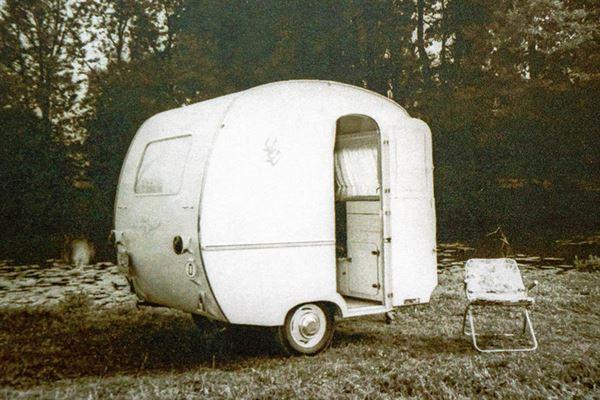 The Knaus Schwalbennest, 1961