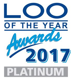 Holder of a Platinum Loo of the Year Award