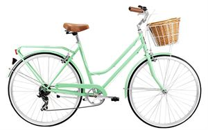 The Ladies Classic bike - basket is optional extra