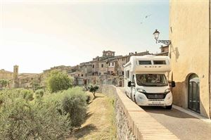 Enjoy 'Chiantishire' in a motorhome