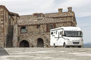 The Laika Kreos 7009 motorhome