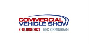 The 2021 Commercial Vehicle Show will now take place on June 8-10, 2021