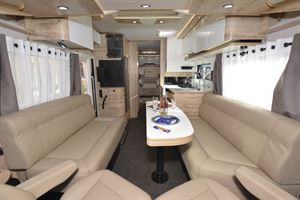 Inside the Le Voyageur LV8.5GJF 40th Anniversary edition