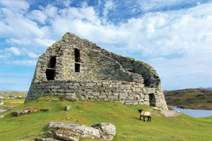 Carloway Broch on Lewis