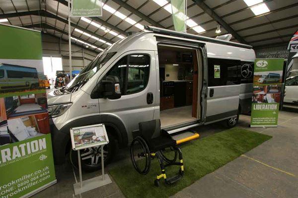 The New Liberation Van Conversion