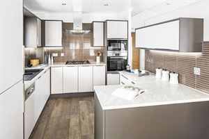 Discovery standard kitchen