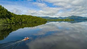 Loch Lomond - courtesy Visit Scotland